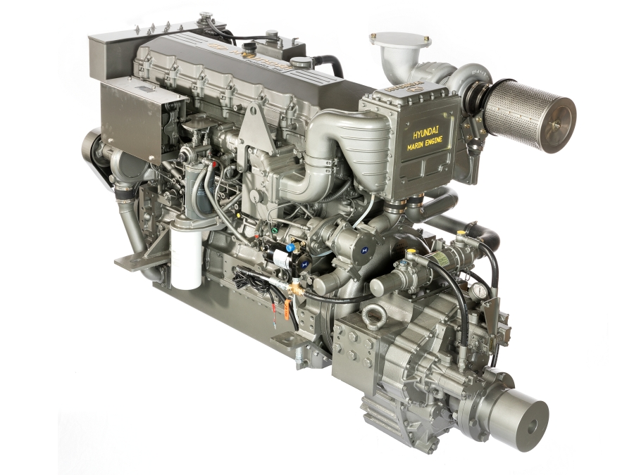 Marine Engines, Marine Generators